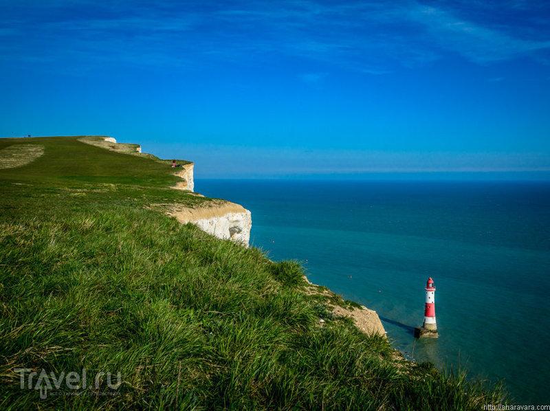Мыс Cемь сестер (The Seven Sisters cliffs), Великобритания / Фото из Великобритании
