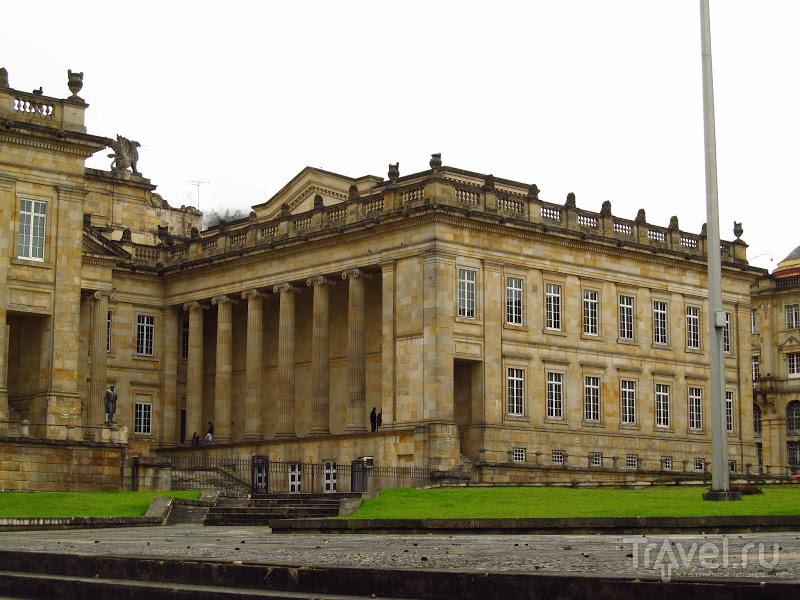 Президентский дворец (Каса Нариньо) в Боготе, Колумбия / Фото из Колумбии