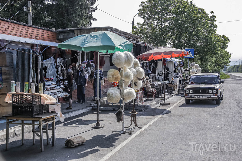 Село Дзаурикау в Северной Осетии, Россия / Фото из России