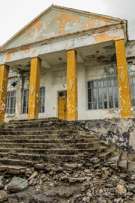 В городе Цей в Северной Осетии, Россия / Фото из России