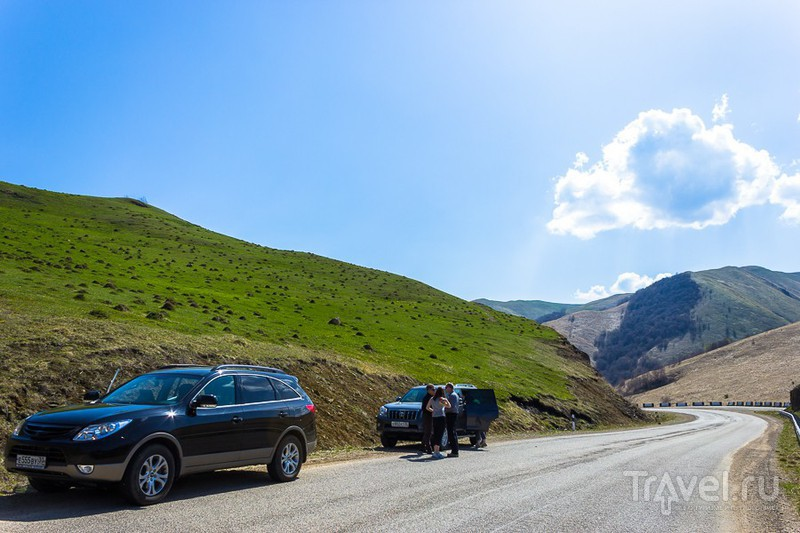 Карачаево-Черкесия. Перевал Гум-Баши, Архыз / Фото из России