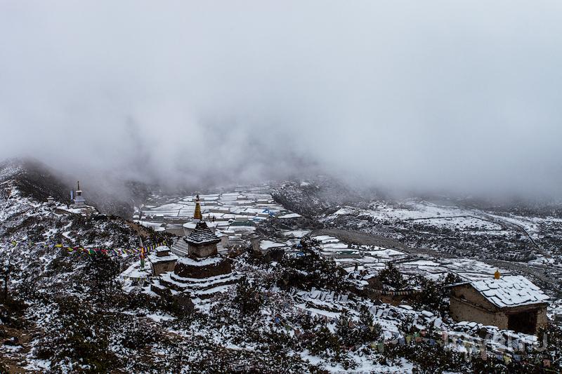 Непал. Национальный парк Сагарматха. Путь через три перевала / Фото из Непала