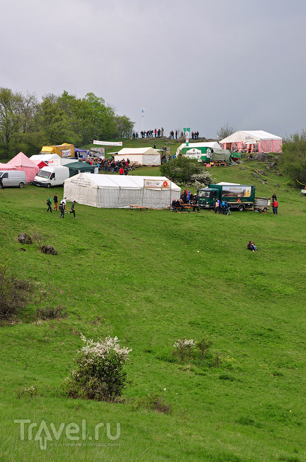 Первый пивной фестиваль в году - Вальберлафест / Германия
