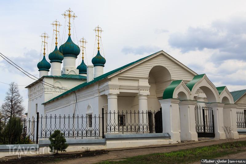 Церковь Усекновения главы Иоанна Предтечи в Алатыре, Россия / Фото из России