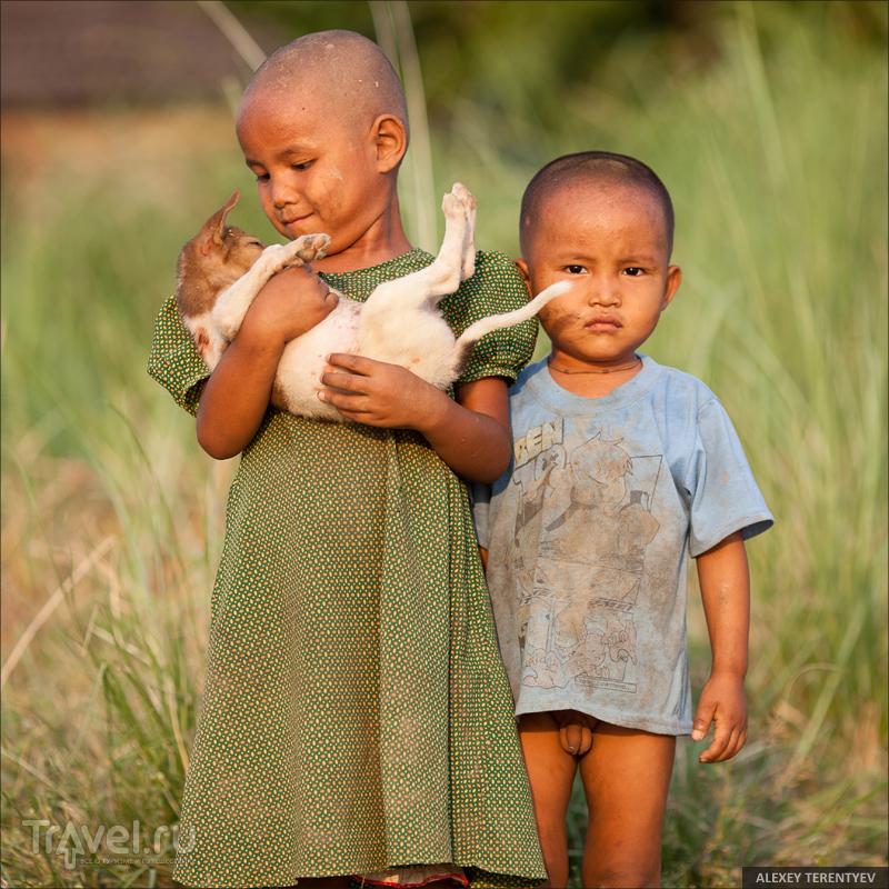 Мьянма - первые мысли... / Мьянма