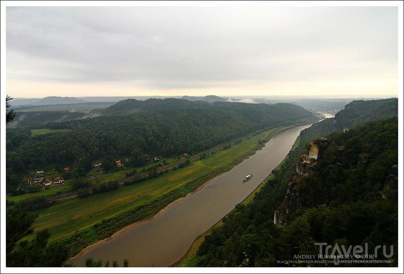 Река Эльба, Германия / Фото из Германии