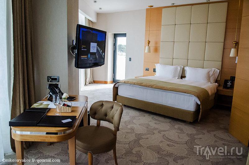 Отель Jumeirah Bilgah Beach Resort в пригороде Баку, Азербайджан / Фото из Азербайджана