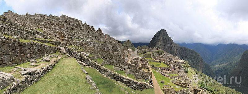 Мачу-Пикчу, Перу / Фото из Перу