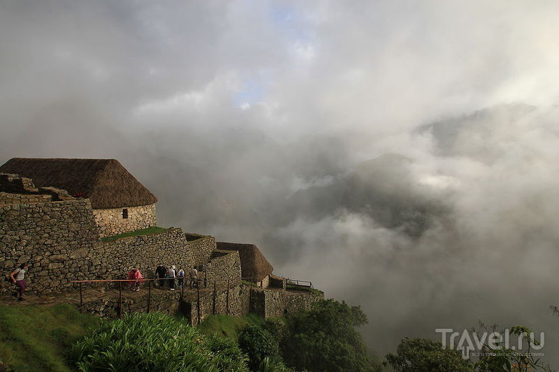 Мачу-Пикчу, Перу. Фотозаметки / Фото из Перу
