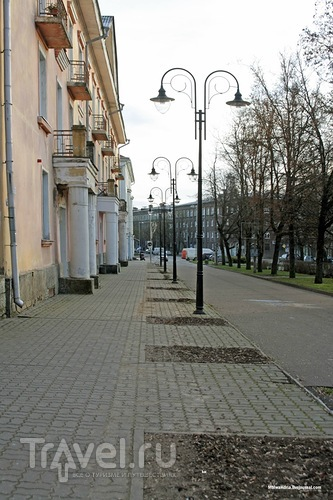 Нарва. Пешком через границу / Эстония