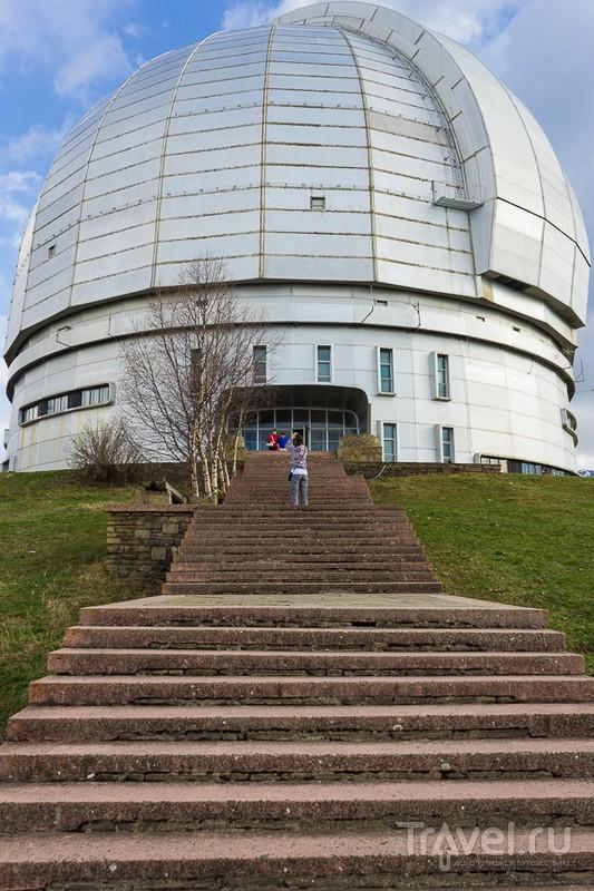 Архыз. Специальная астрофизическая обсерватория РАН / Россия