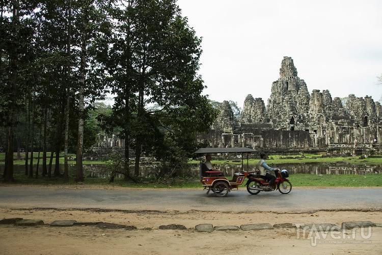Ангкор, Камбоджа / Фото из Камбоджи