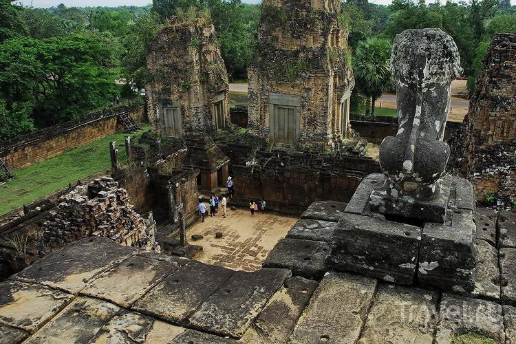 Ангкор Ват: трудности пересказа / Фото из Камбоджи