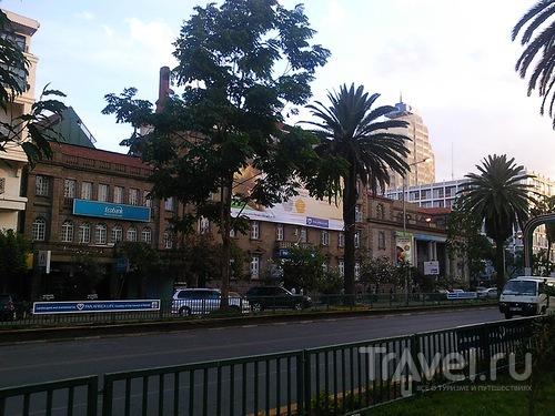 Чем занять себя в Найроби / Кения