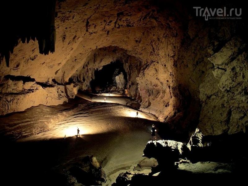Открытие пещеры Крубера-Воронья - заслуга нескольких поколений советских спелеологов, Абхазия / Абхазия