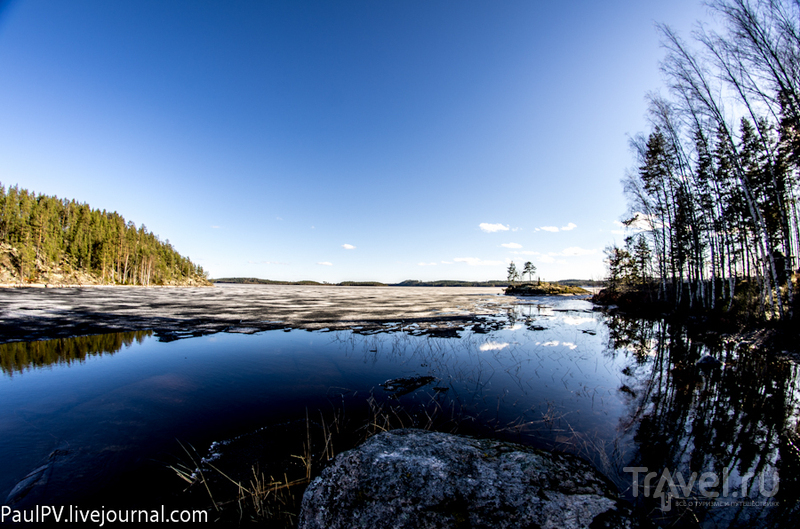 Финляндия на майские праздники / Фото из Финляндии