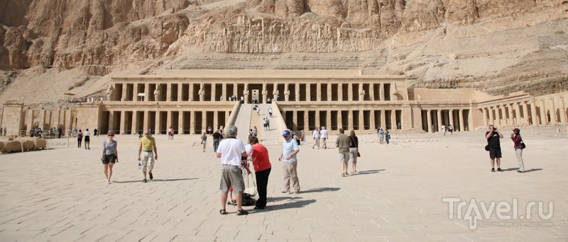 Про Египет. Про Хатшепсут / Фото из Египта