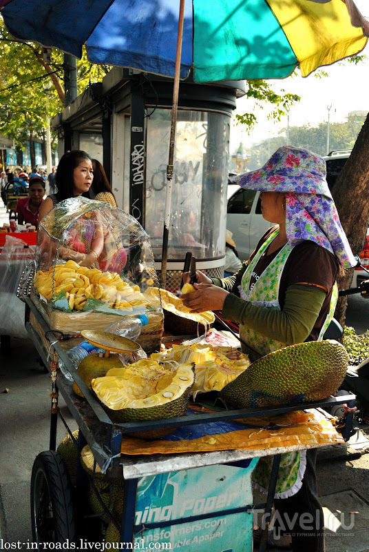 Вкусненькое и не очень в Азии / Таиланд