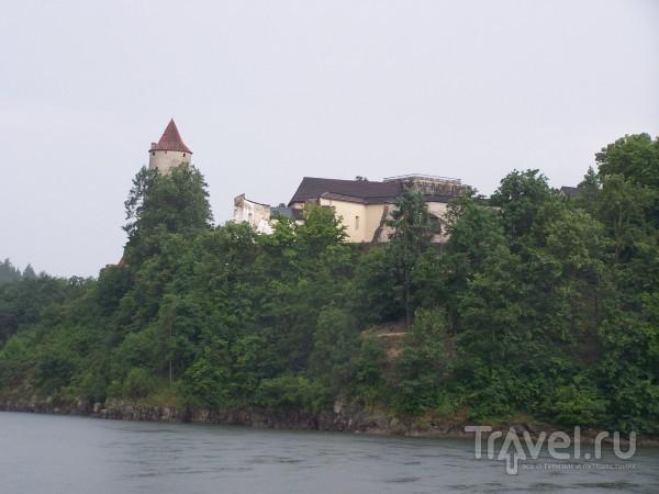 Чехия: Orlík nad Vltavou, Zvikov / Чехия