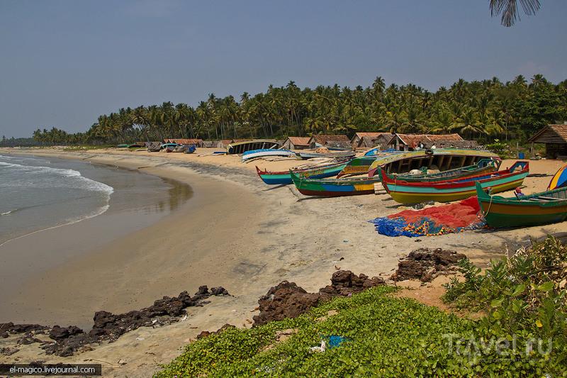 Пляж Эдава, Индия / Фото из Индии