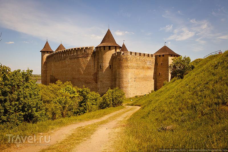 Хотинская крепость, Украина / Фото с Украины