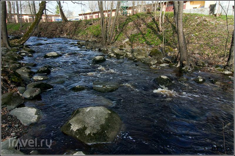 Река Караста / Фото из России