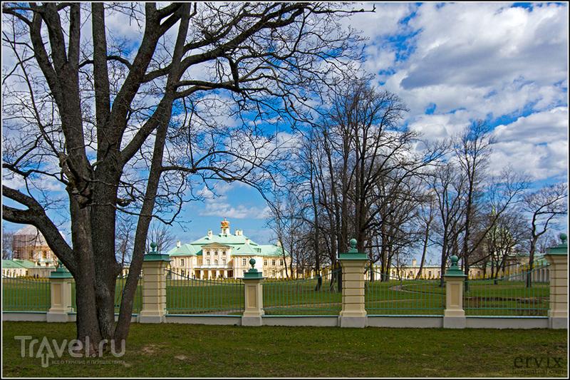 Большой Меншиковский дворец в Ораниенбауме, Россия / Фото из России
