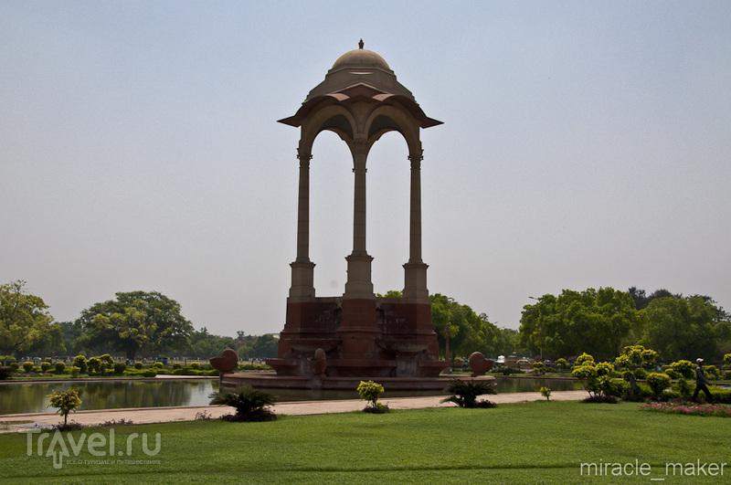 Дели - город одного дня / Фото из Индии