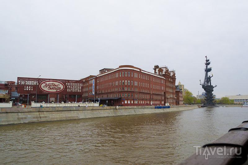 Фабрика Красный Октябрь в Москве, Россия / Фото из России