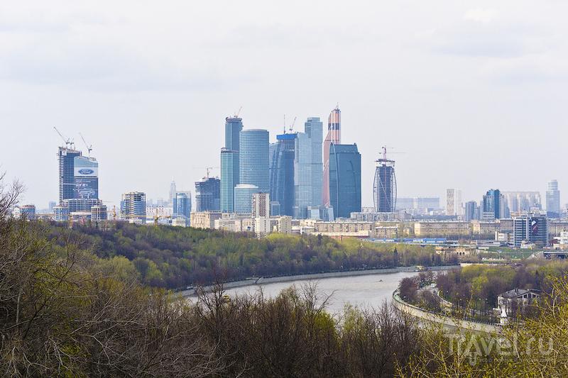 Москва-сити, Россия / Фото из России