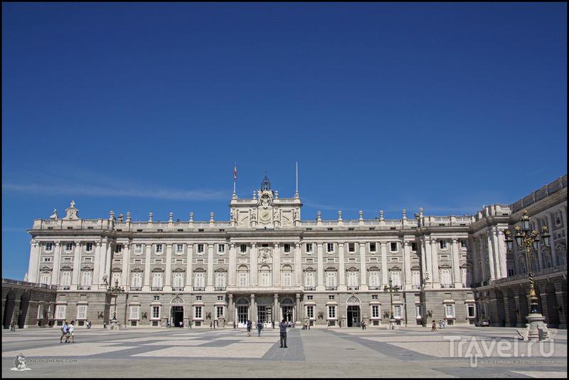 Королевский дворец в Мадриде, Испания / Фото из Испании