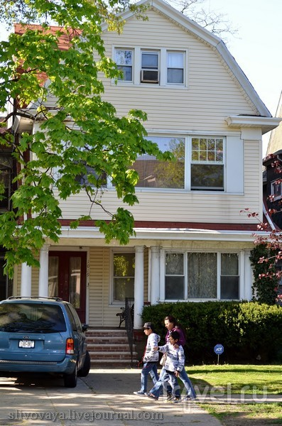 Сказочные дома... Бруклина / США