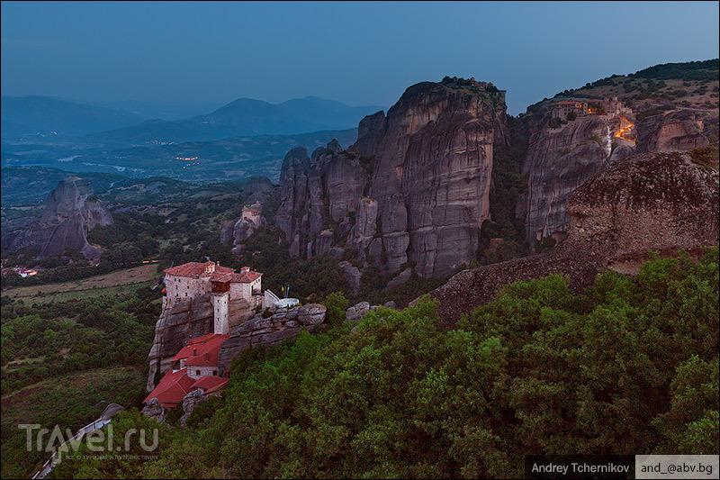 Метеоры, Греция / Фото из Греции
