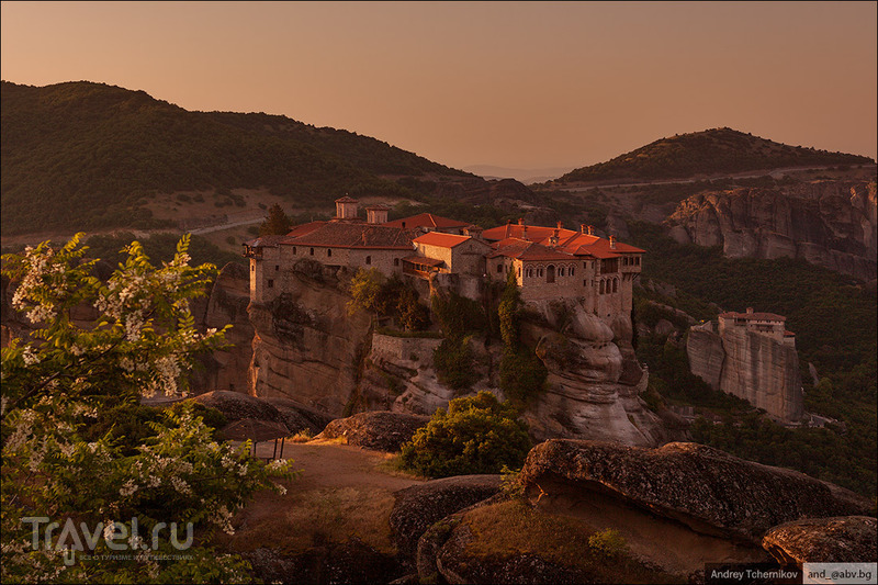 Греция. Метеоры / Фото из Греции