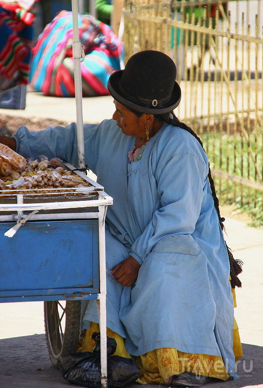 Блокадный Оруро, Боливия / Фото из Боливии