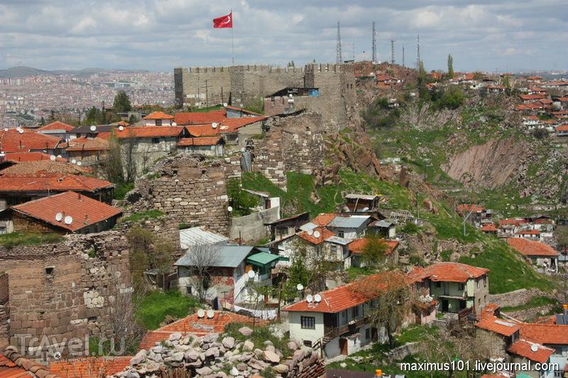 В городе Анкара, Турция / Фото из Турции