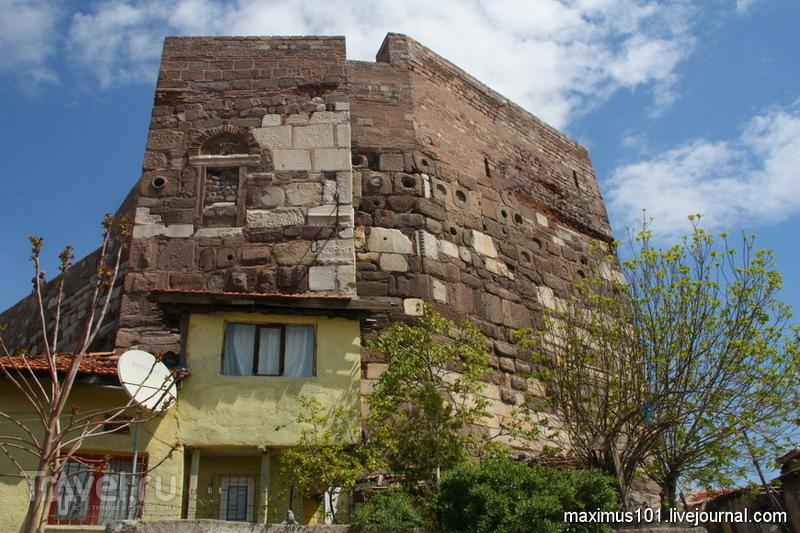 Башня Шарк Кулеси в Анкаре, Турция / Фото из Турции