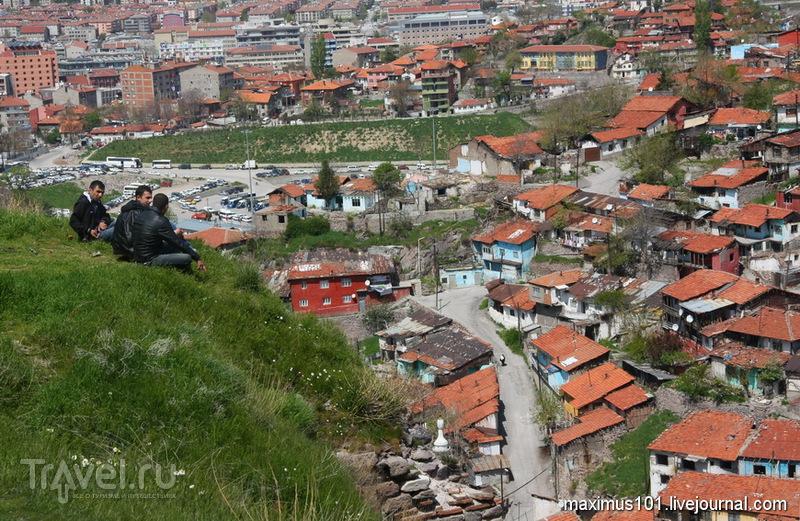 Древняя Анкара - столица современной Турции / Фото из Турции