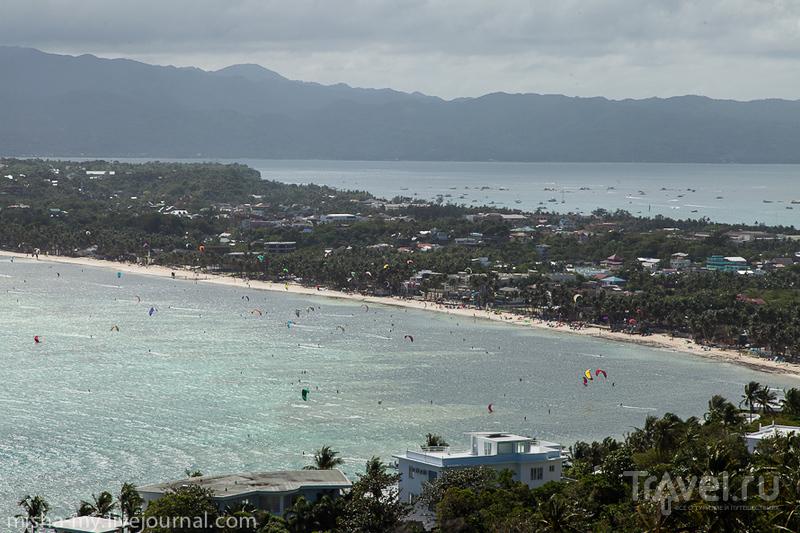 Боракай. По соседству с пляжем / Фото с Филиппин