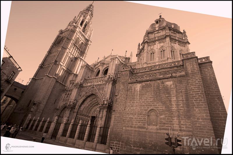 Кафедральный собор Святой Марии в Толедо, Испания / Фото из Испании