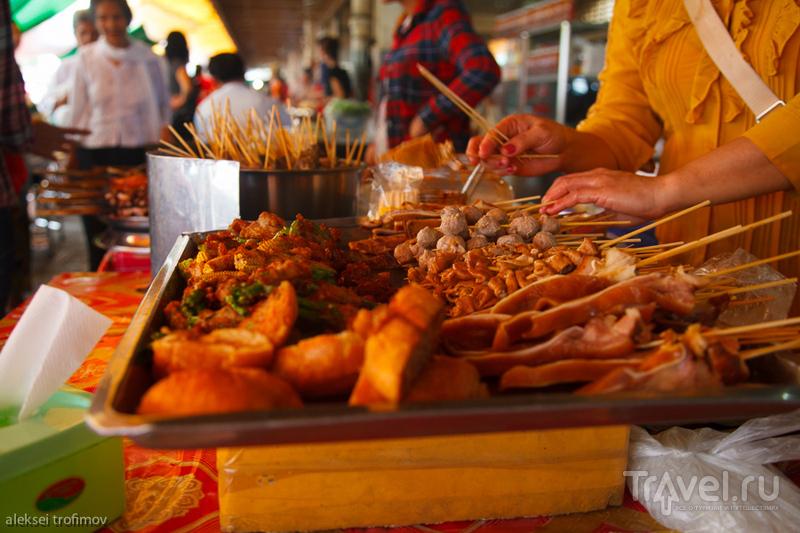 Камбоджа: еда / Камбоджа
