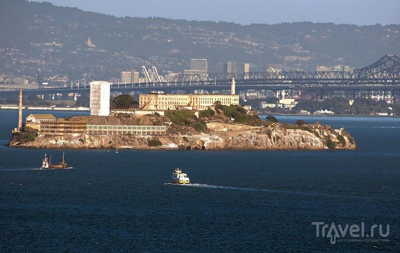 Альктрас в Сан-Франциско, США / Фото из США
