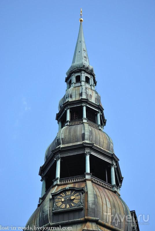 Церковь Святого Петра в Риге, Латвия / Фото из Латвии