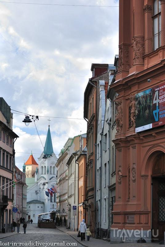 Рижские мотивы / Фото из Латвии