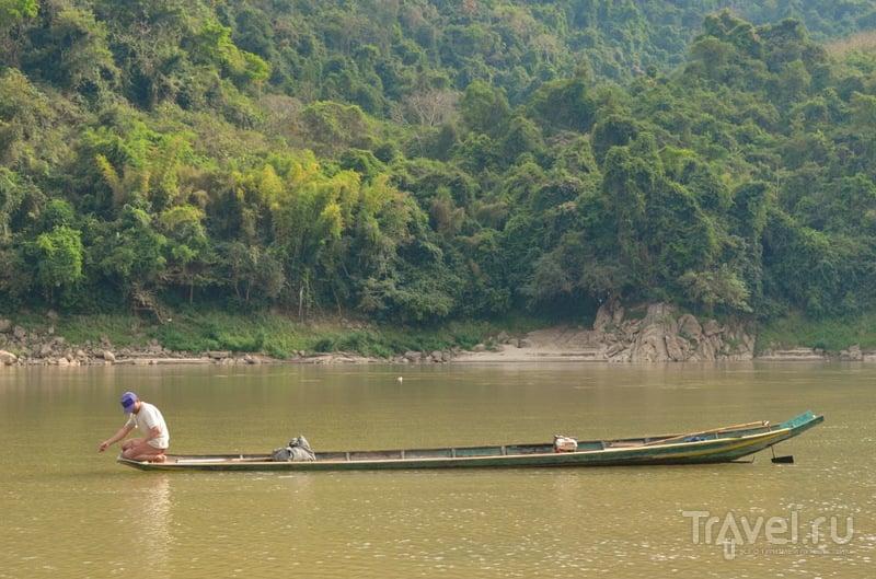 Сплав по Меконгу (Лаос) / Лаос