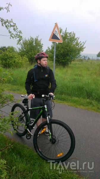 Велопоход по острову Рюген / Германия