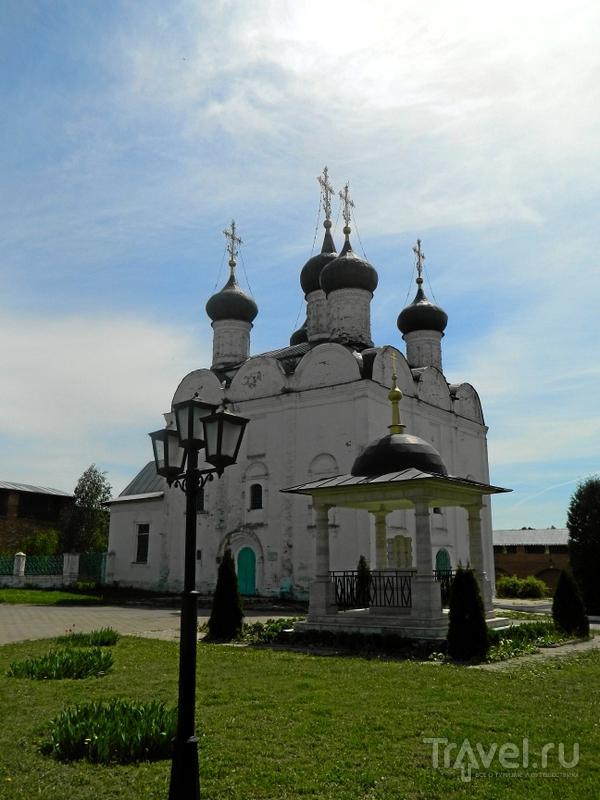 Собор Николая Чудотворца в Зарайске, Россия / Фото из России