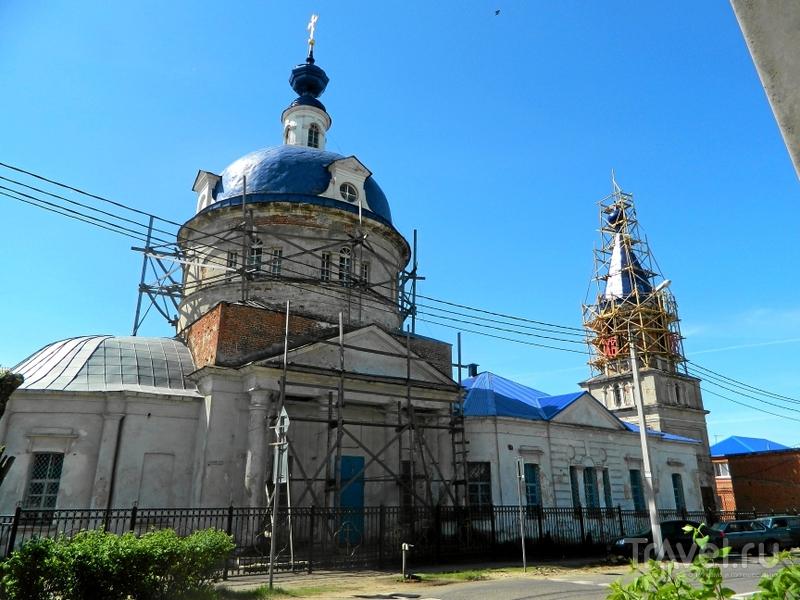 Церковь Ильи Пророка в Зарайске, Россия / Фото из России