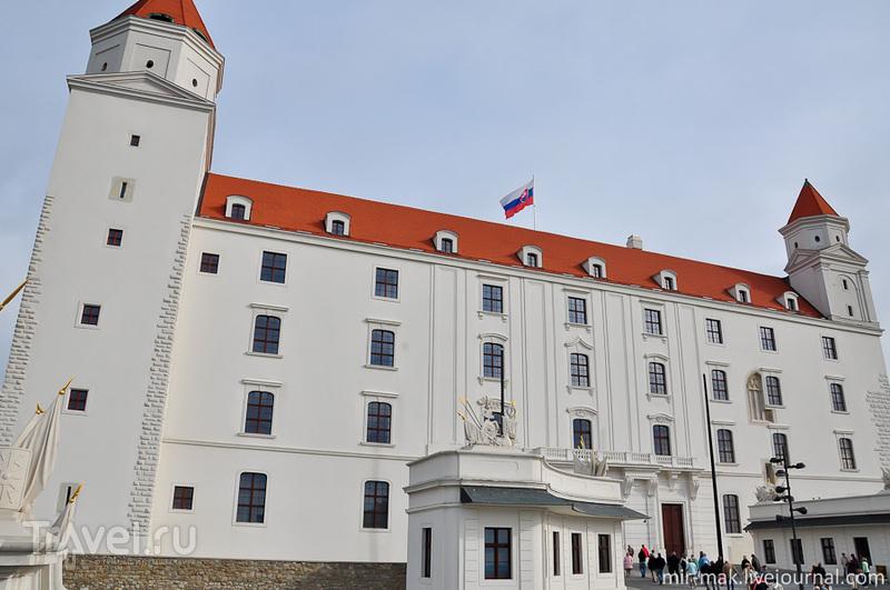 Знакомство с Братиславой / Фото из Словакии