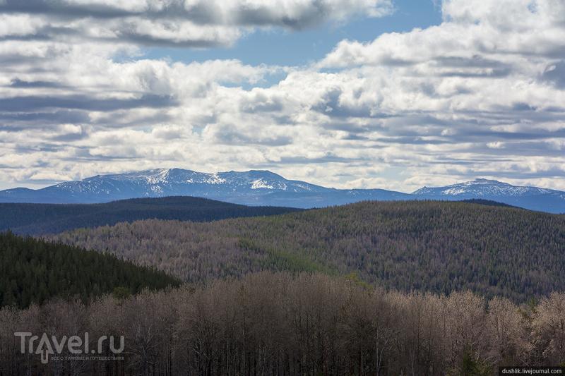 Уральские горы Челябинской области, Россия / Фото из России